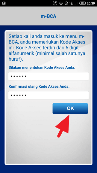 Cara Verifikasi Ulang BCA mobile dengan Benar (10 LANGKAH) - Screenshot 20190201 203916