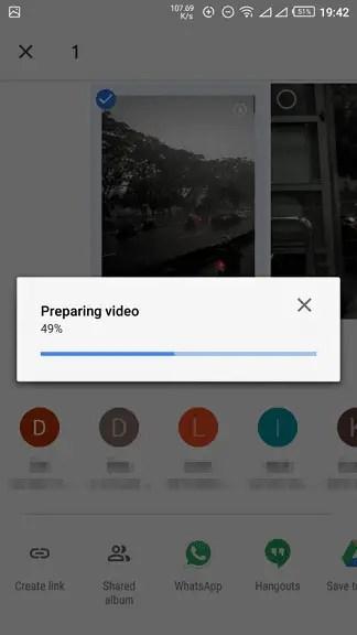 Cara Upload Video Slow Motion ke Instagram, WhatsApp, Facebook, dan Youtube - Screenshot 20190203 194251