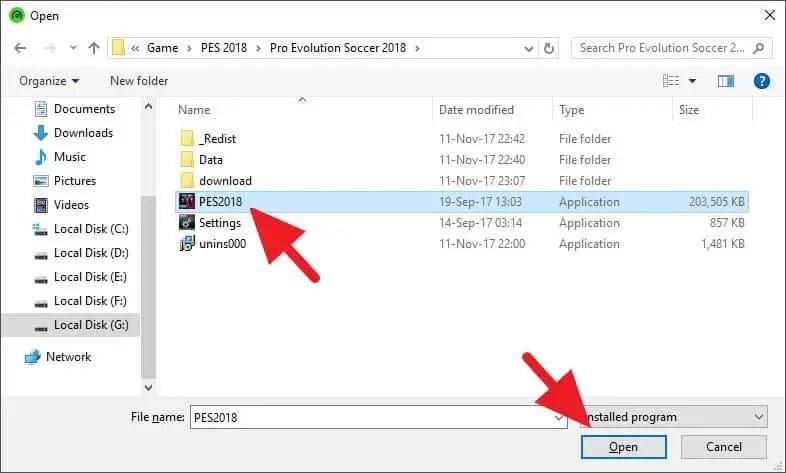 4 Cara Bermain PES Tanpa Lag di PC Windows Spek Rendah 14