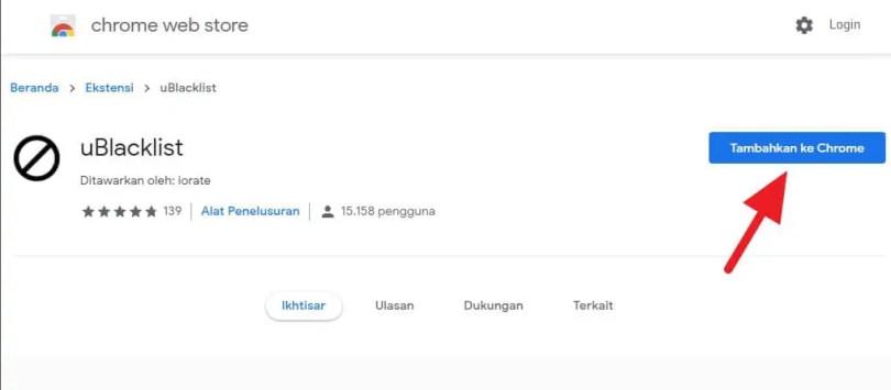 3 Cara Blokir Situs Tertentu dari Hasil Pencarian Google 1