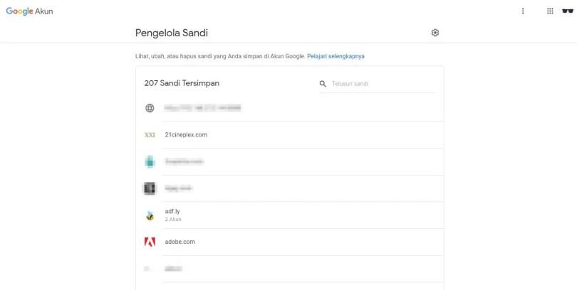 3 Cara Melihat Password Tersimpan Chrome Android & PC 13