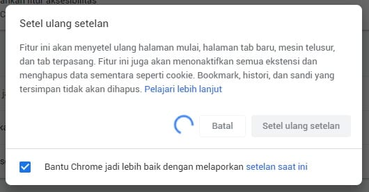 3 Cara Cepat Bersihkan Chrome dari Virus 1111 6