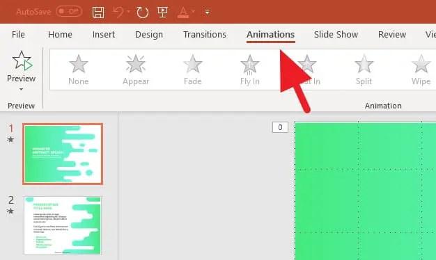 Cara Mengatur Urutan Animasi PowerPoint Agar Kronologis 1