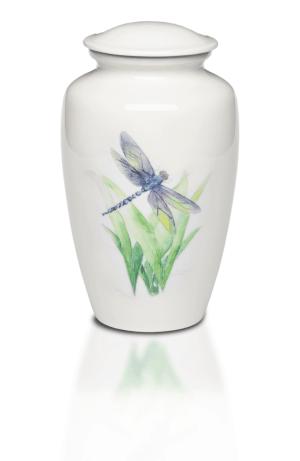Dragonfly Adult Cremation Urn