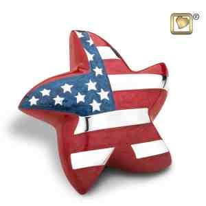 Star Patriot American Flag