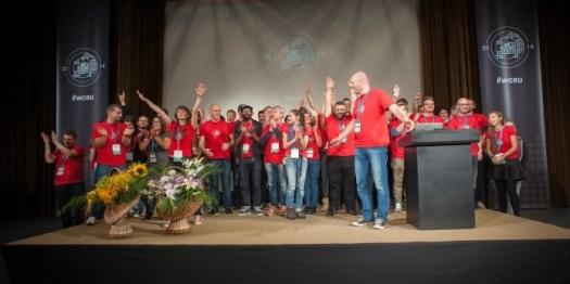 WCEU 2014 org team by Kaladan