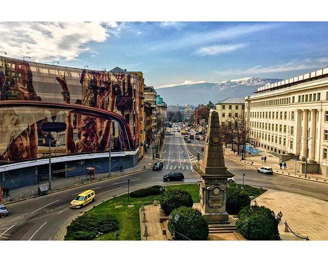 Hello, home ✨ #Sofia #bulgaria