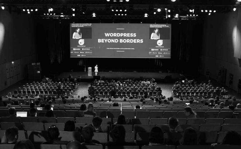 Going global – i18n talks at WordCamp Europe 2017 | #WCEU