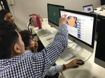 WordPress Workshop for kids Bangkok, February 2017