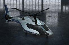 Peugeot zaprojektował helikopter