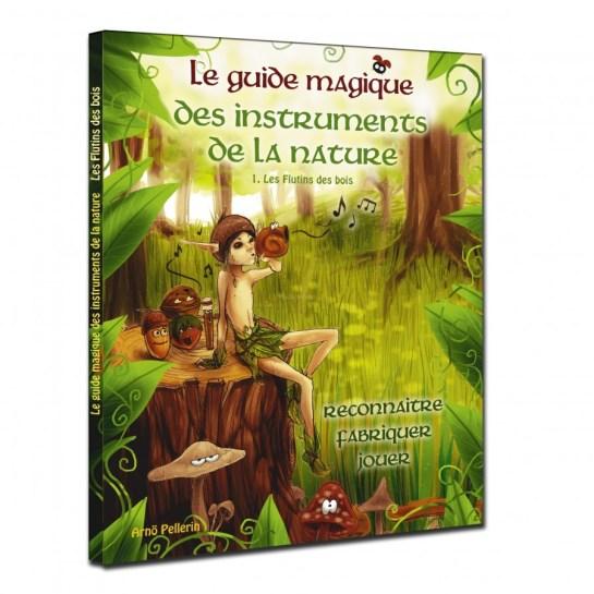 instruments-musique-nature-livre
