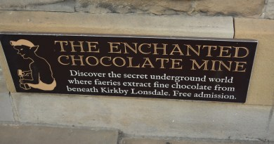 La Mine de chocolat enchantée de Kirkby Lonsdale