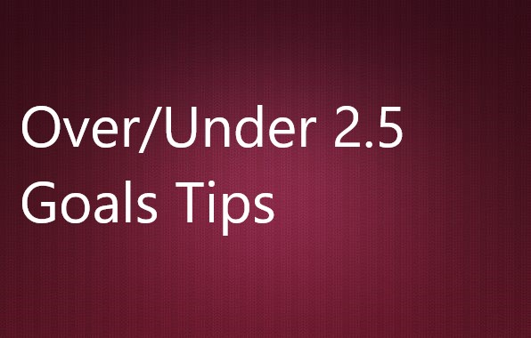 11th & 12th January 2020 Over/Under 2.5 Tips