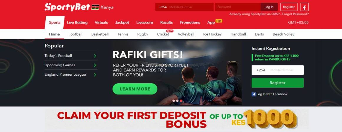 SportyBet Jackpot Results, Bonuses and Winners