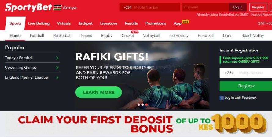 22nd & 23rd February 2020 SportyBet Jackpot Results, Bonuses and Winners