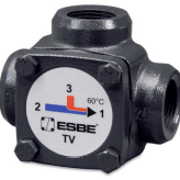 Thermostatic Boiler Protection Valves