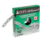 dahl Hanger & All-Round Strapping
