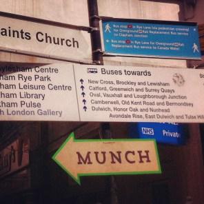 MUNCH Signs