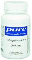 Ubiqunol QH - Pure Encap