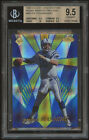 1998 Collector's Edge Masters Rookie Masters Previews Peyton Manning RC BGS 9.5