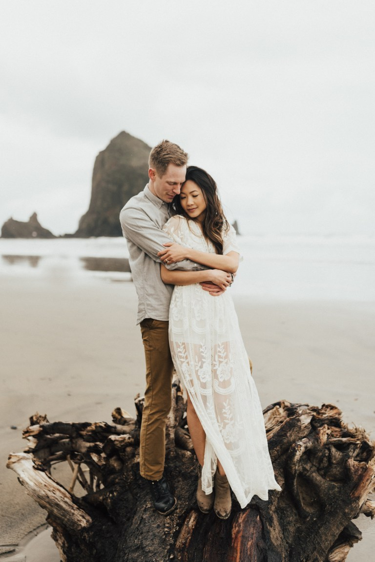 , Cannon Beach Engagements