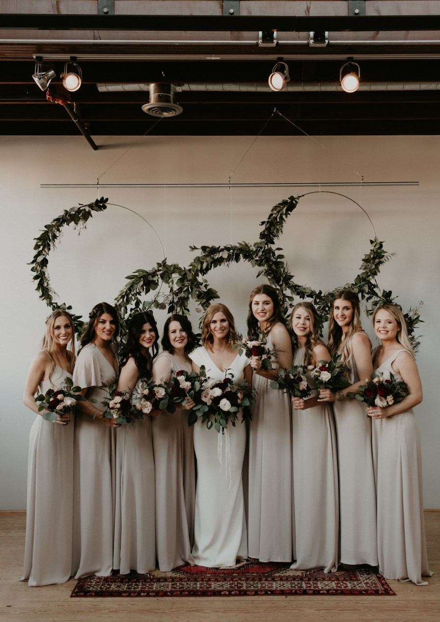 Holloway house, Modern Oklahoma Wedding | Holloway House & 21C Hotel in OKC