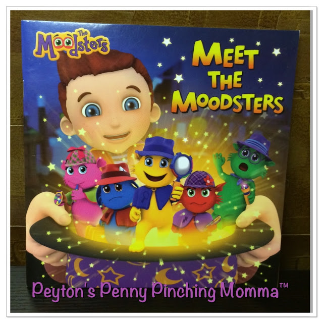 Meet the Moodsters
