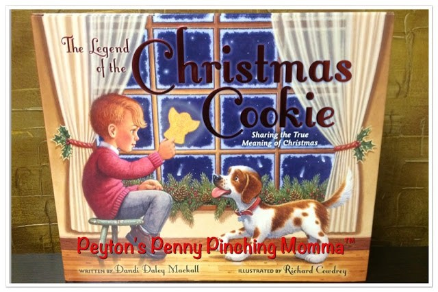 The Legend of the Christmas Cookie by Dandi Daley Mackall