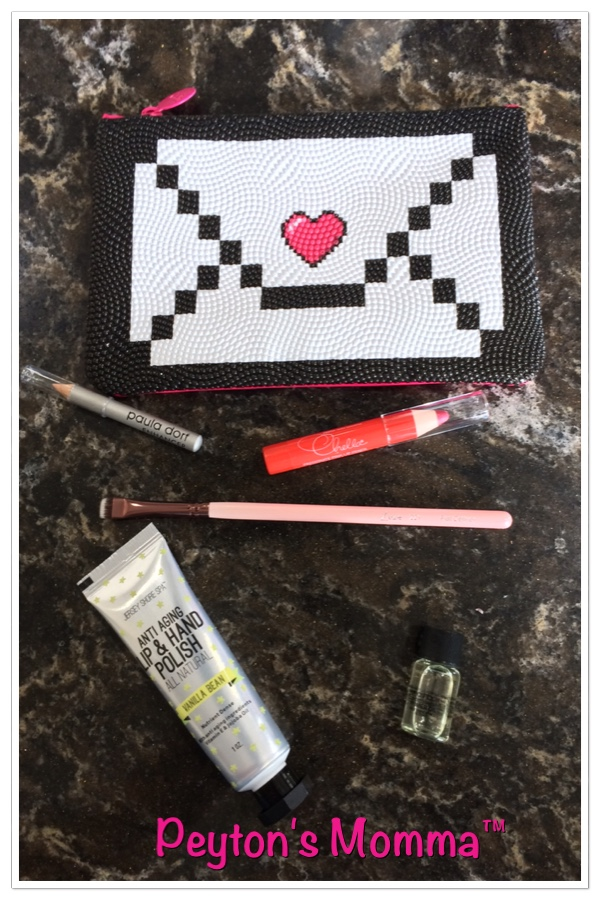 Ipsy February 2016 Glam Bag