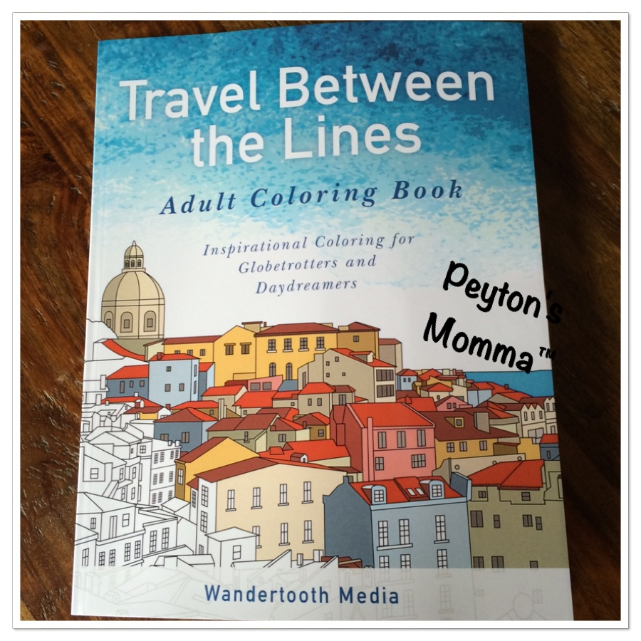 Travel Between the Lines by Geoff and Katie Matthews