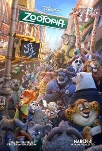 Zootopia: A Place Where You Can Be Anything