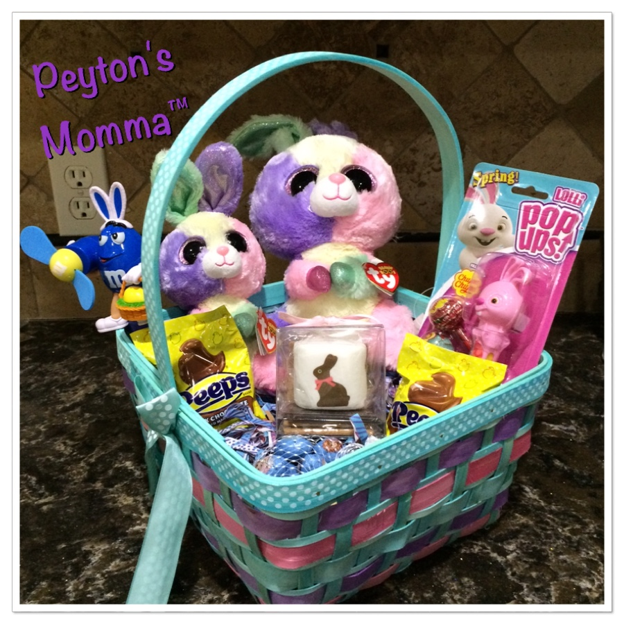 Wrappily Easter Basket