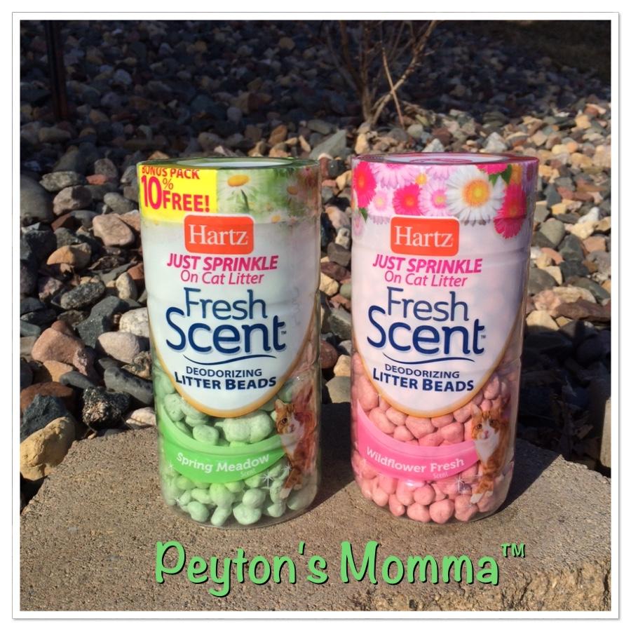 Harts Fresh Scent Deodorizing Litter Beads