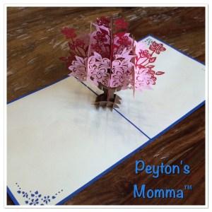 Popwish Tree Card