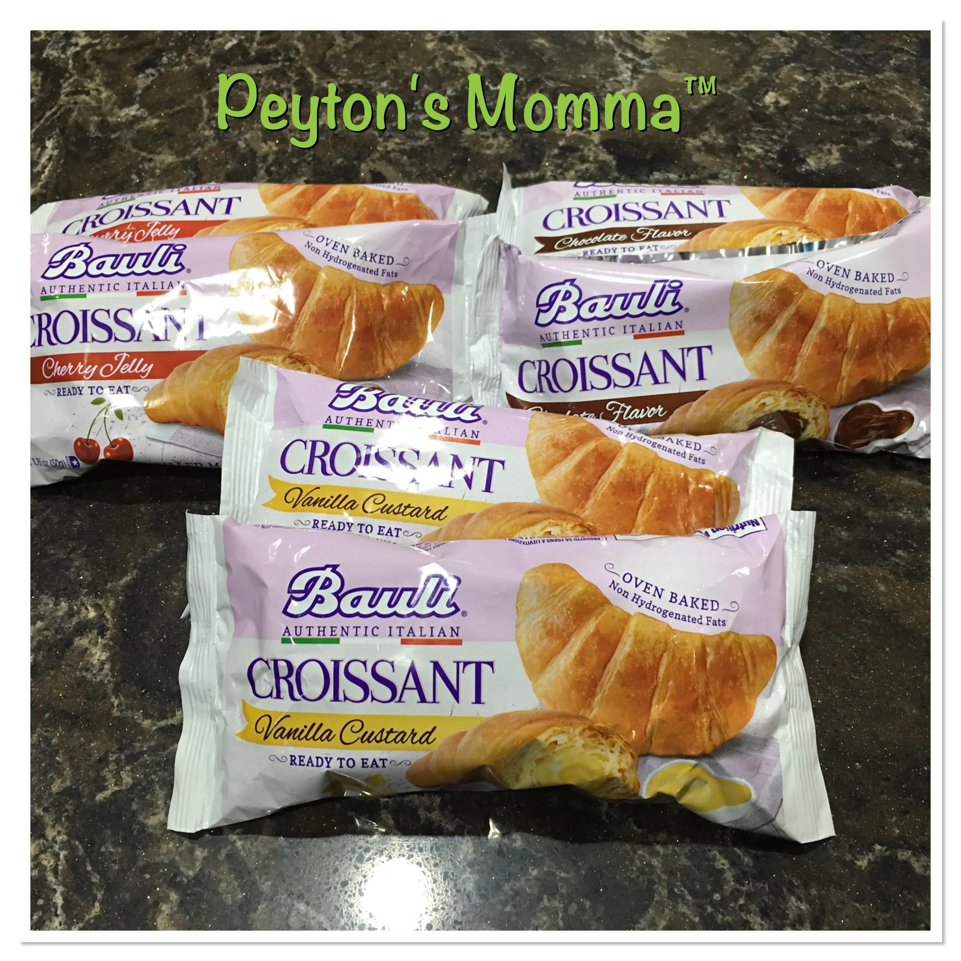 Bauli Authentic Italian Croissants