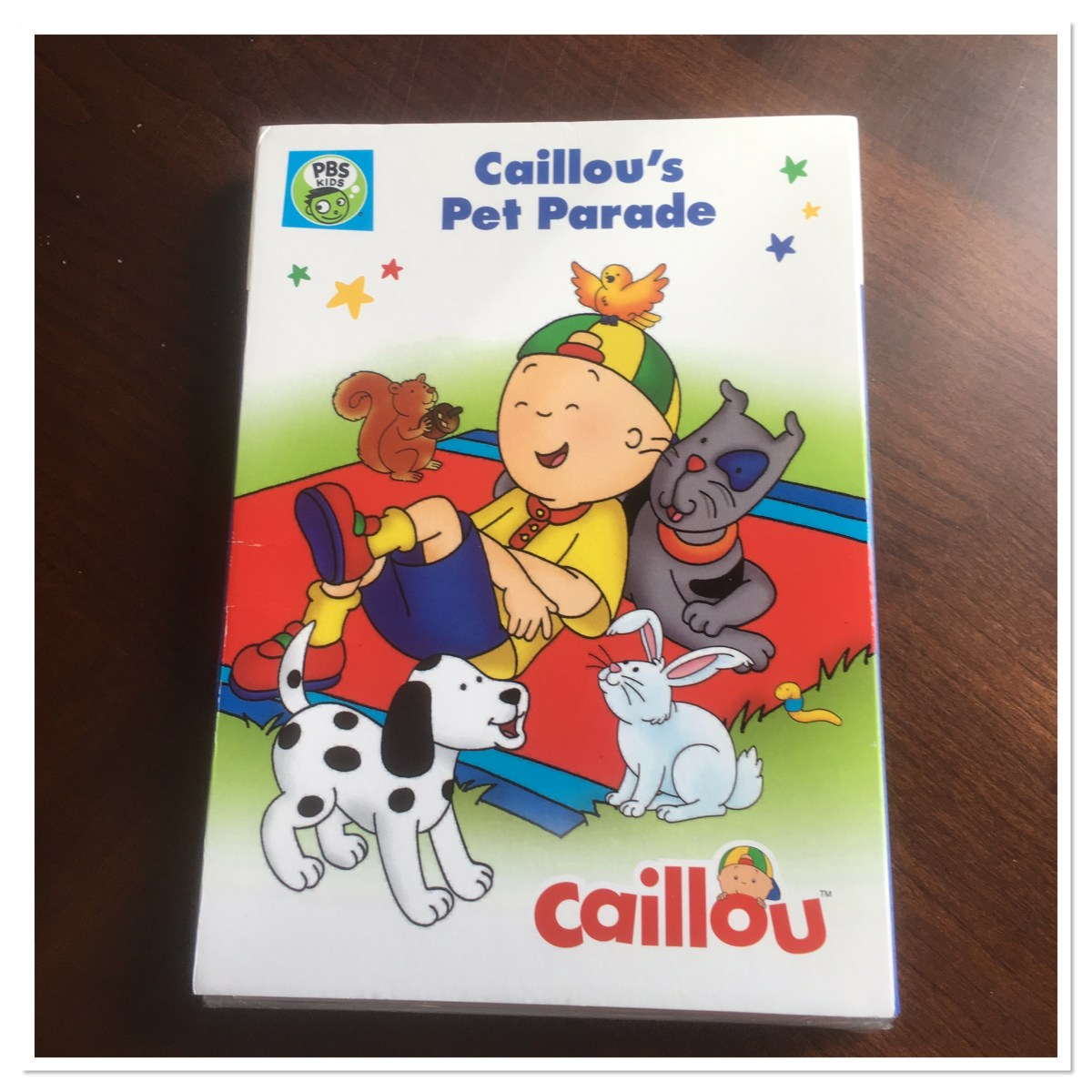 Caillou's Pet Parade  by PBS Kids