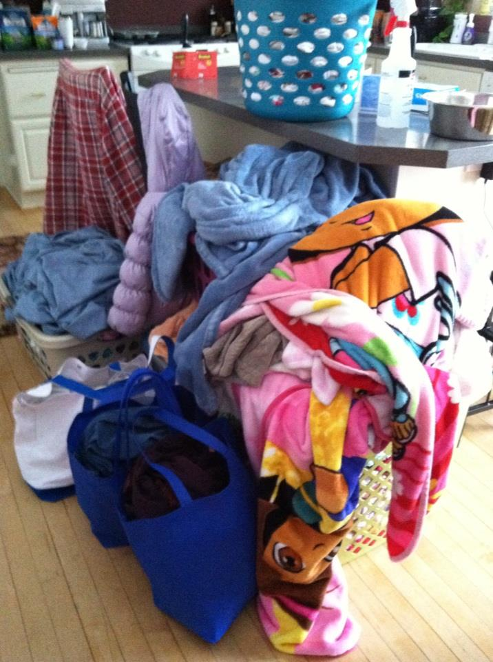 Lots of Laundry