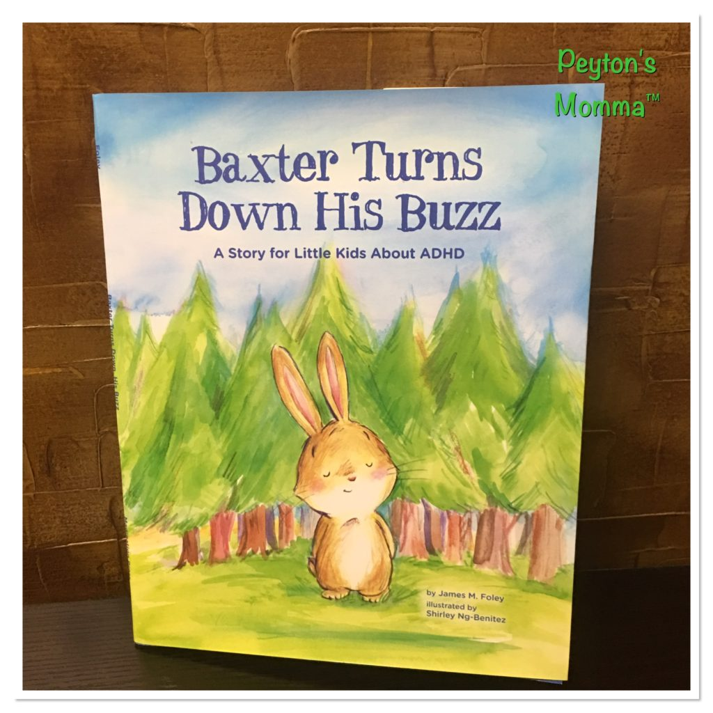 Baxter Turns Down His Buzz