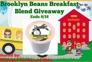 Brooklyn Beans Breakfast Blend Giveaway