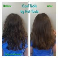 Smooth Out Those Curls with Cool Tools