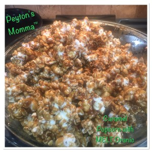 Caramel Corn the MELT Organic Way