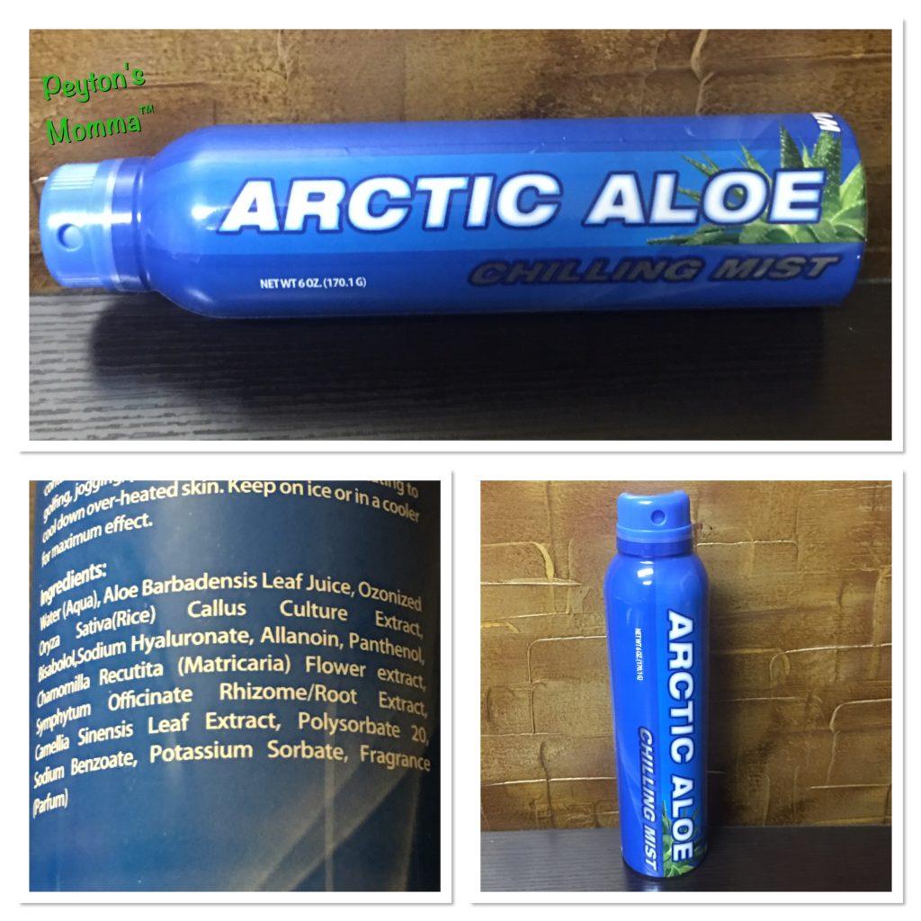 Arctic Aloe