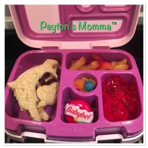 Dolphin Sandwich Bento Box