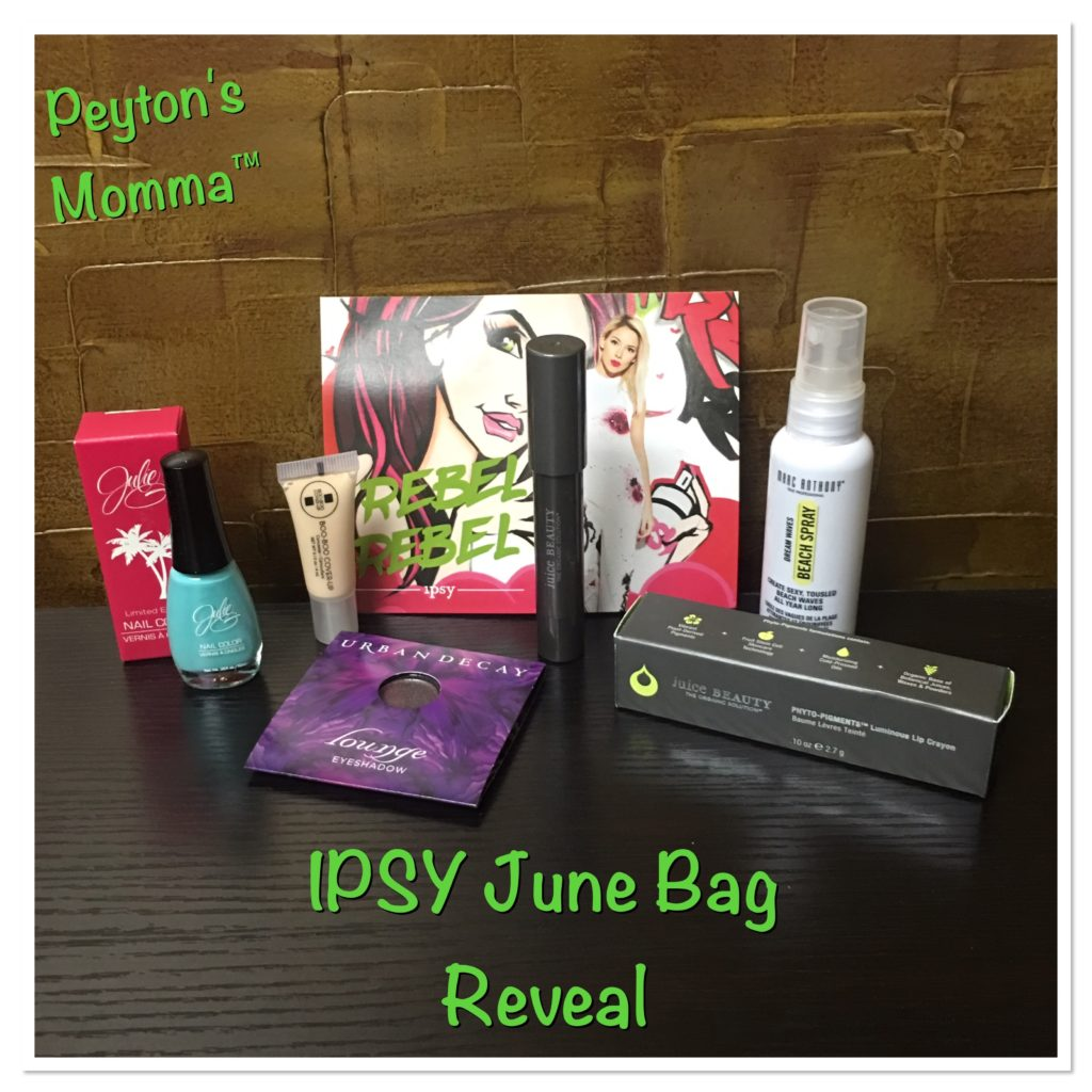 IPSY June Bag Reveal