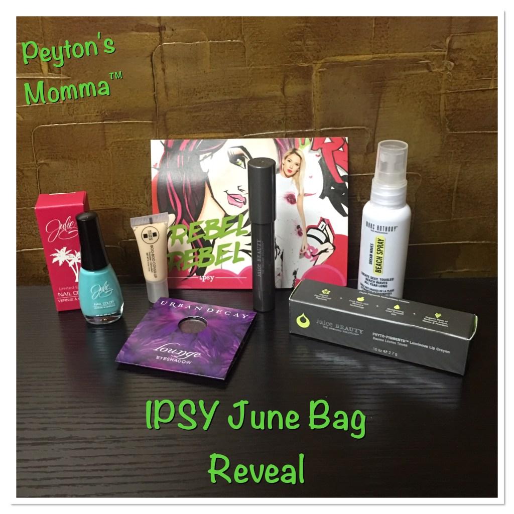 IPSY June Bag Reveal