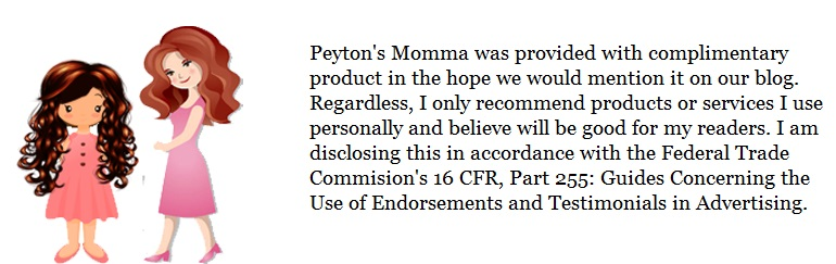 Peyton's Momma Product Disclosure