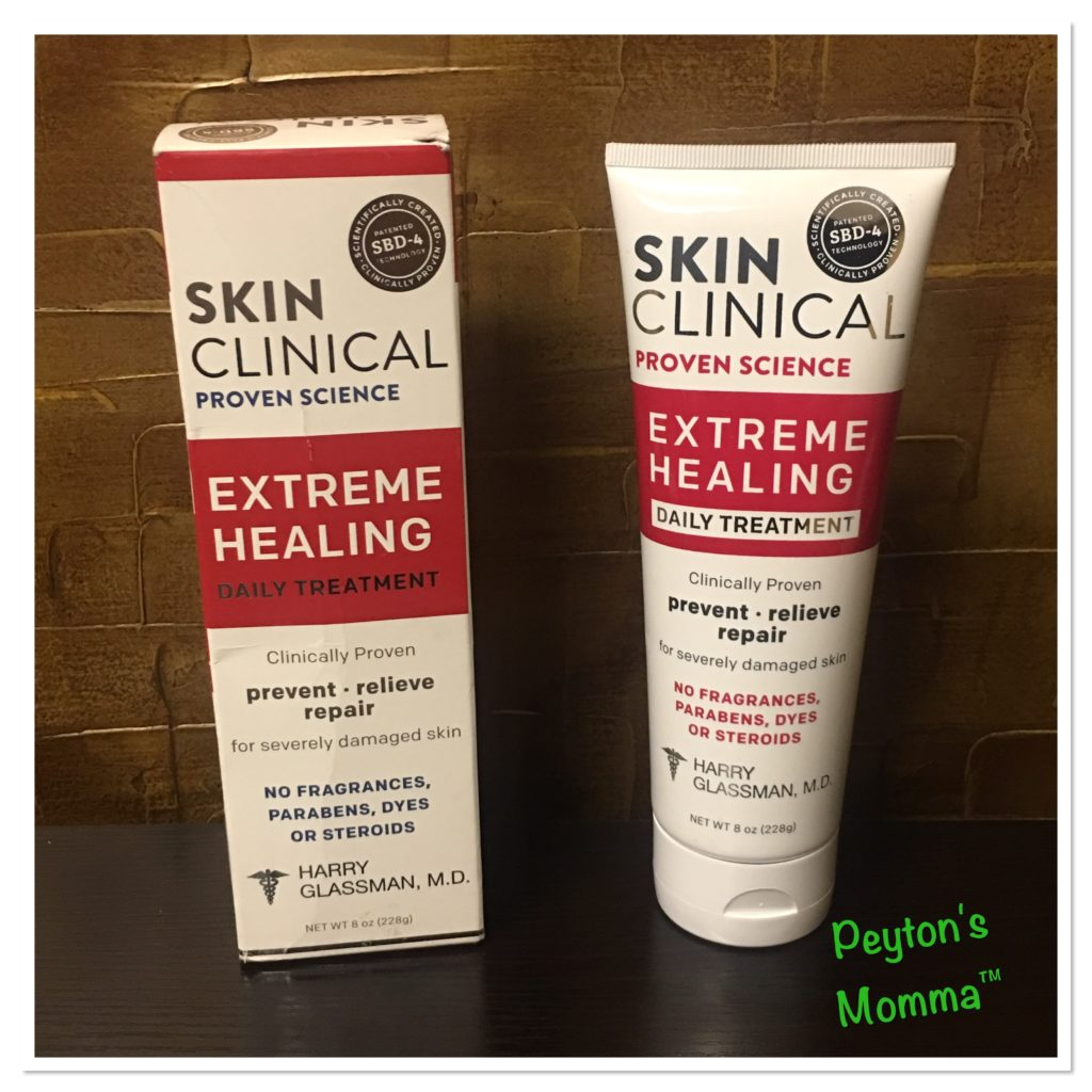 Skin Clinical Extreme Healing Daily Treatment