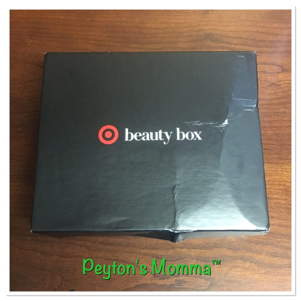 Target Beauty Box Fresh & Fabulous