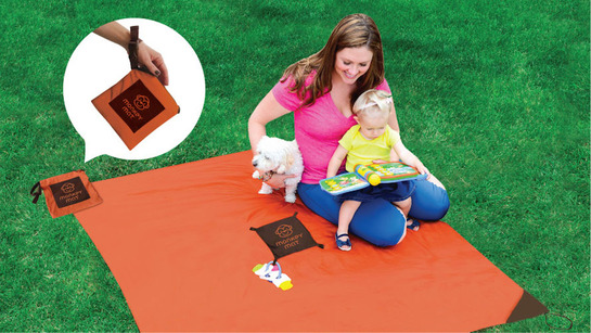 Monkey Mat as seen on Shark Tank