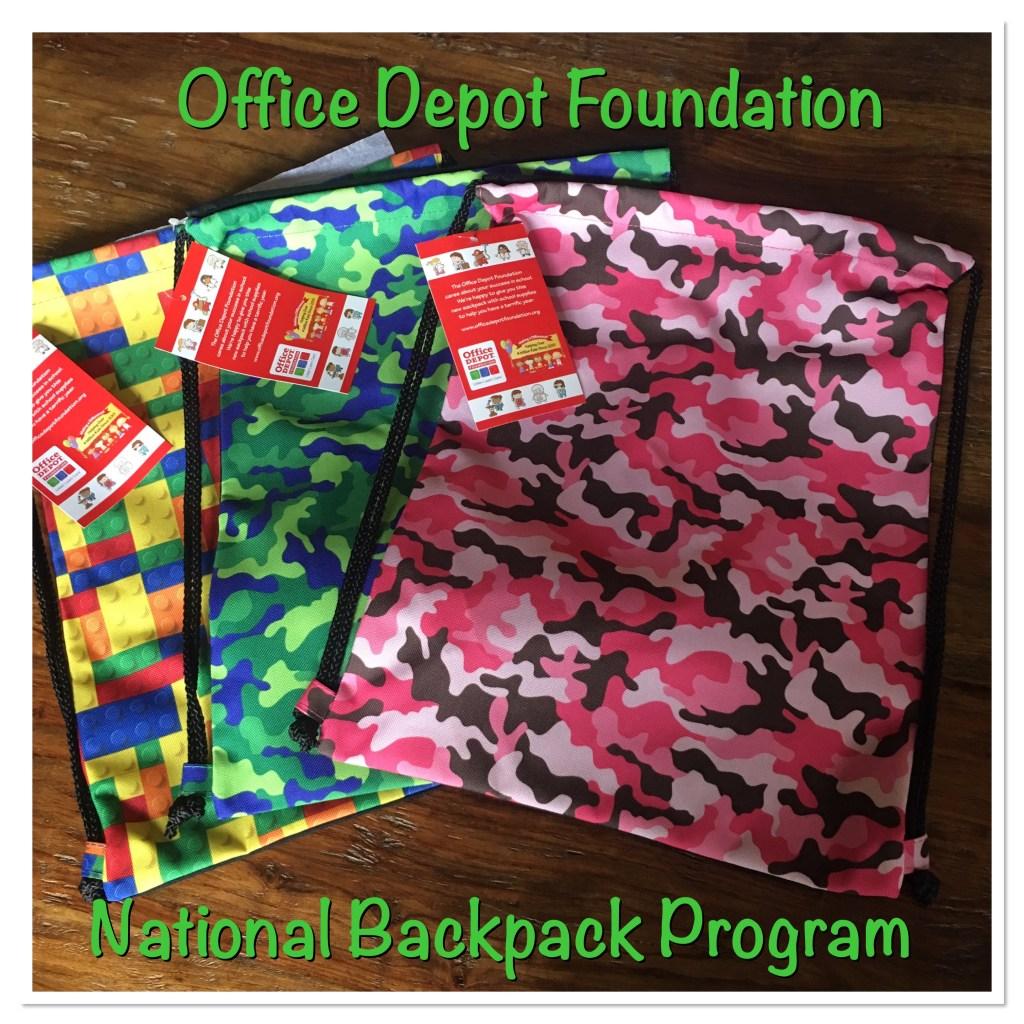 National Backpack Program 2016